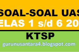 File Unduh  UAS Kelas 1 2 3 4 5 6 Sekolah Dasar ( SD )