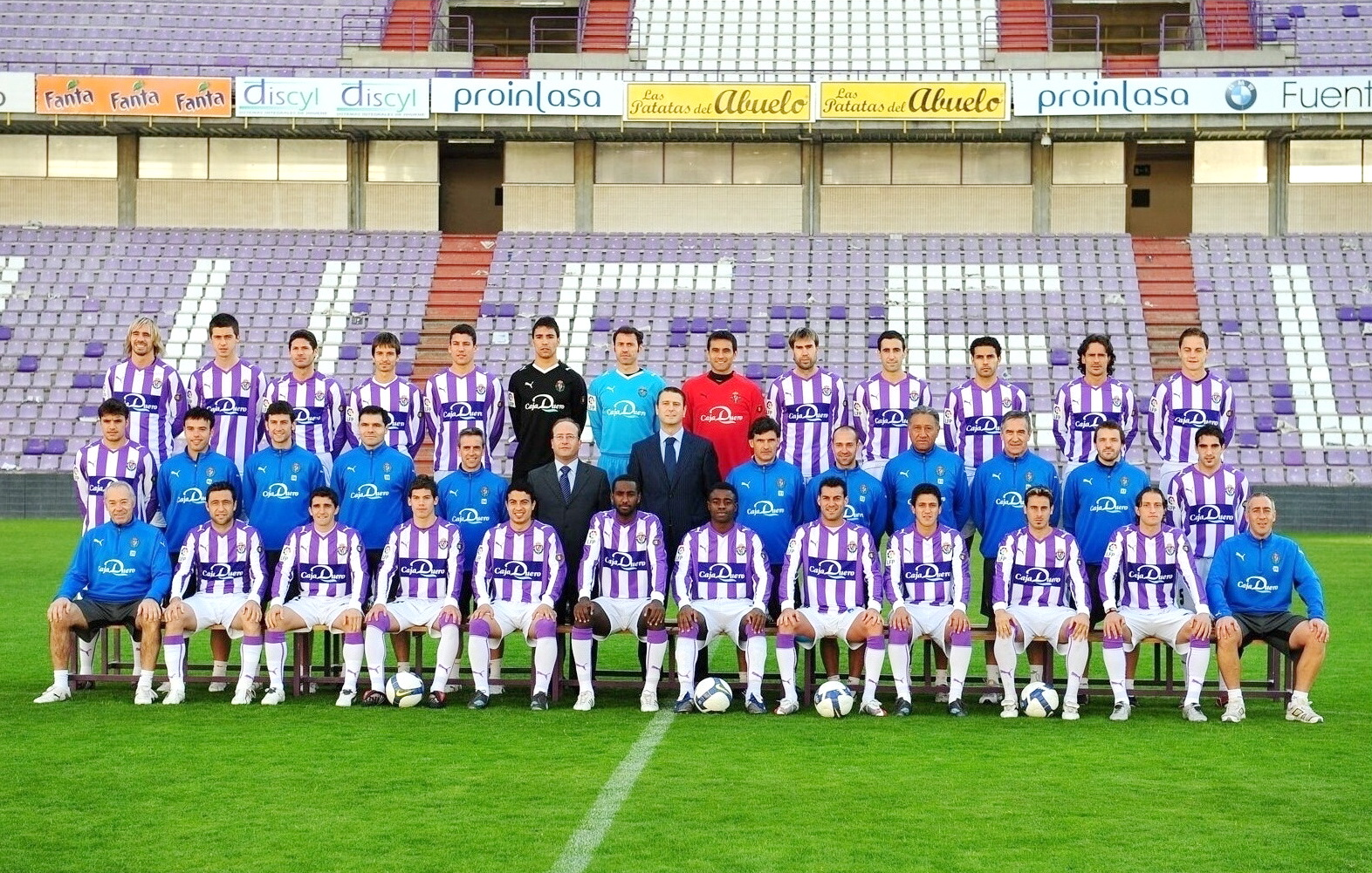 ¿Cuánto mide Sergio Asenjo? - Altura - Real height Valladolid%2B2008%2B08%2B01