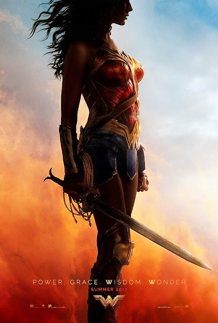 Wonder Woman (2017) Movie Film Sinopsis - Gal Gadot, Chris Pine