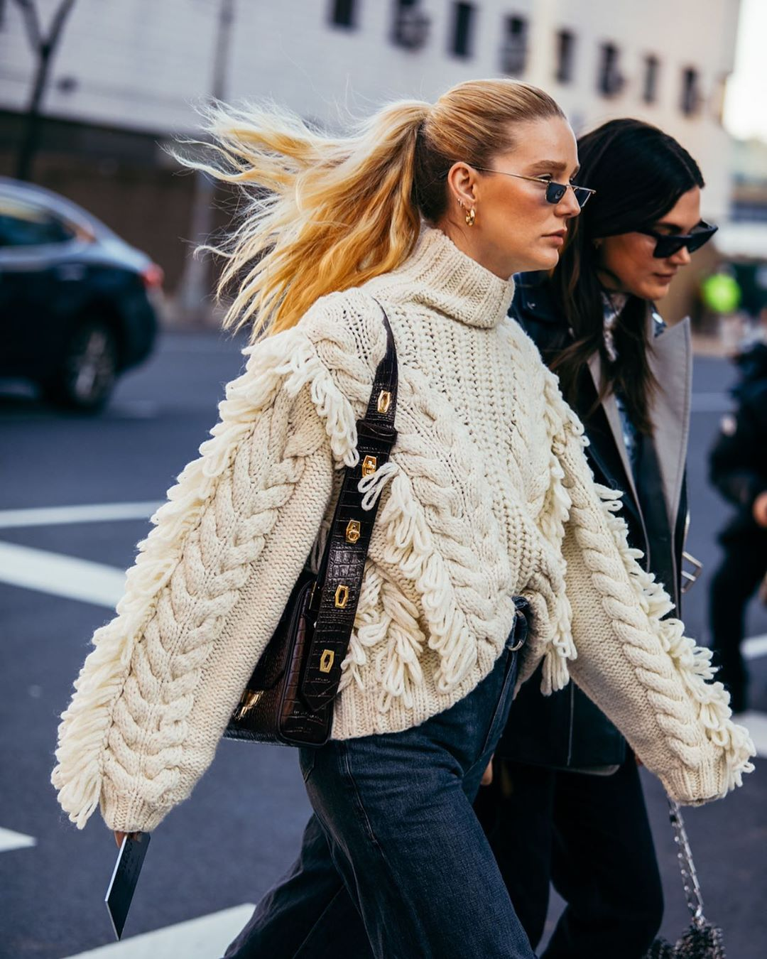 25 Statement Sweaters to Carry You Into Spring