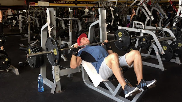 Gold's Gym - Venice CA.