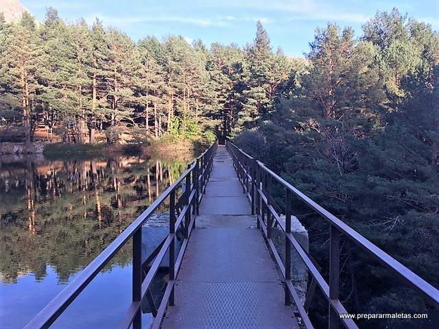 puente presa de la barranca