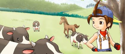 Cara Mendapatkan Kuda - Harvest Moon Hero of Leaf Valley