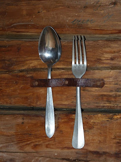 ORIGIN OF SPOON AND FORK