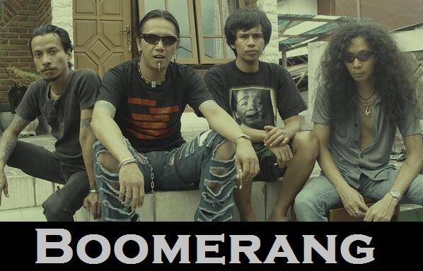 10 Lagu Terbaik Karya Grup Band Boomerang Indonesia