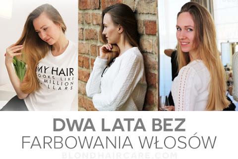 Dwa lata bez farbowania włosów!!! ♥ - czytaj dalej »