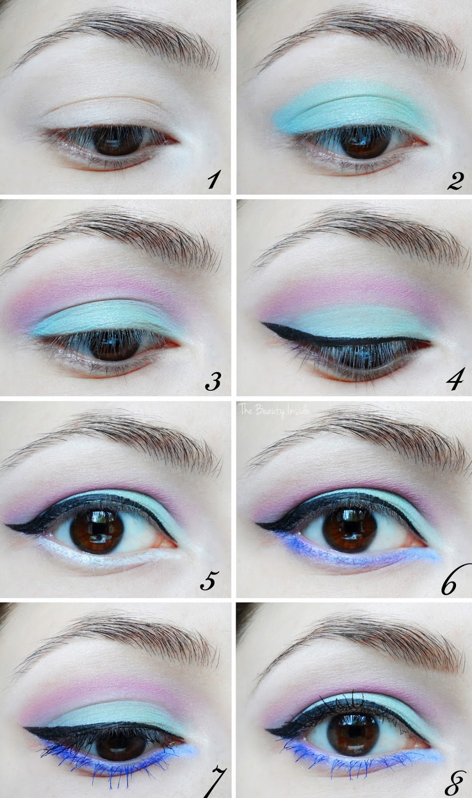 Pastel Candy Makeup Tutorial