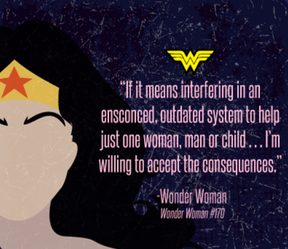 Quotes From Wonder Movie Wonder Woman Inspirational Quotes Oh My Fiesta For Geeks