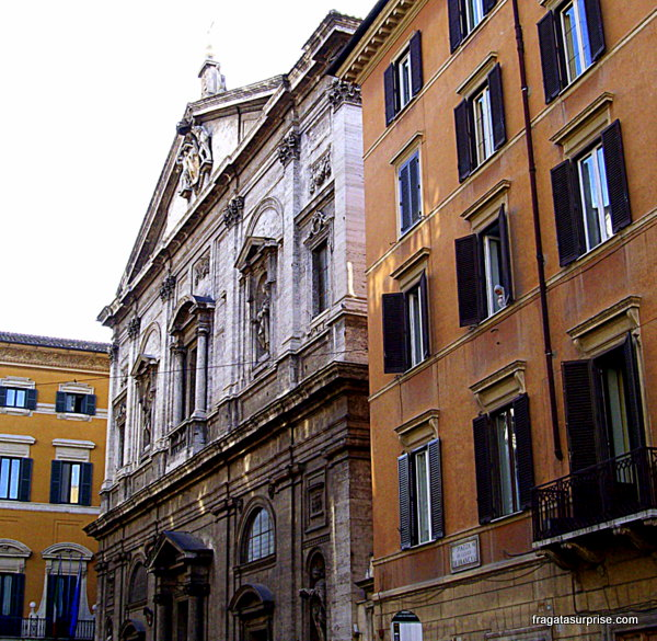 Igreja de San Luigi dei Francesi, Roma