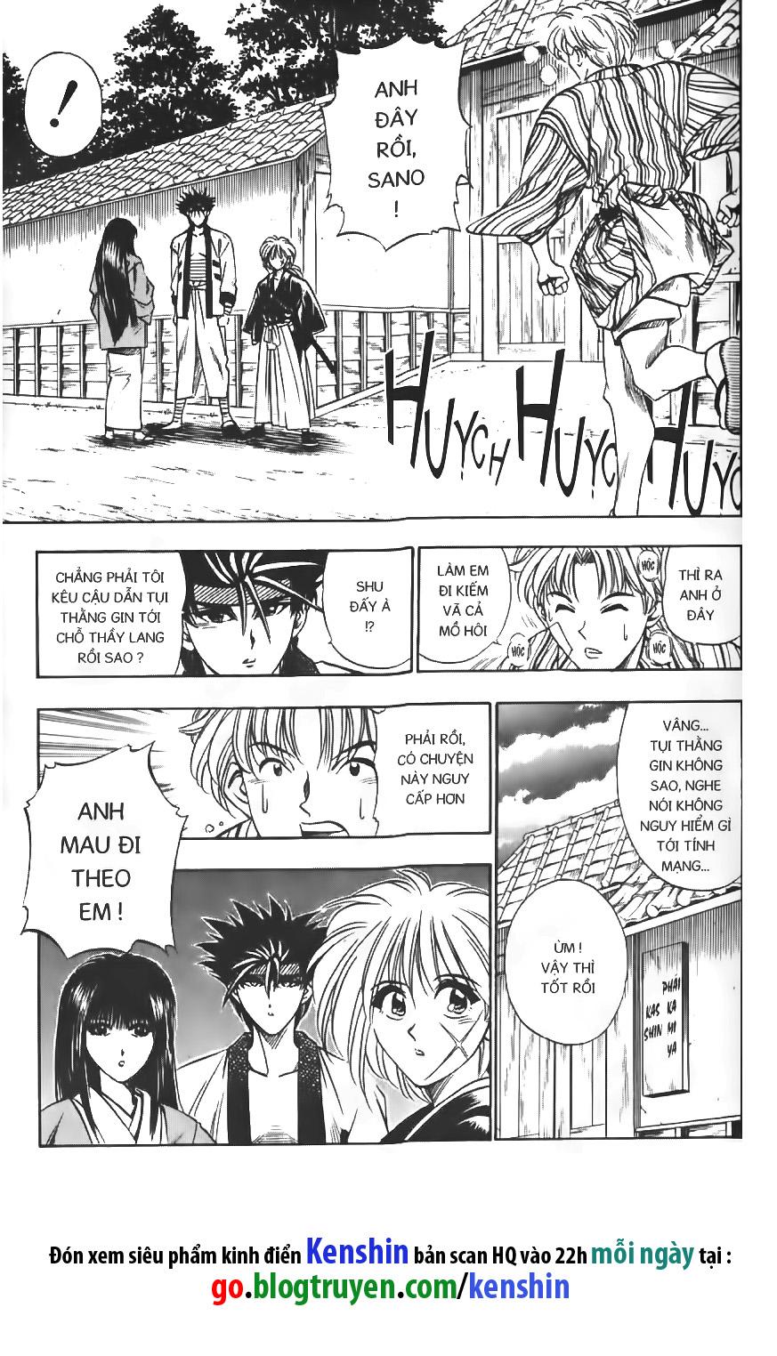 Rurouni Kenshin chap 16 trang 10