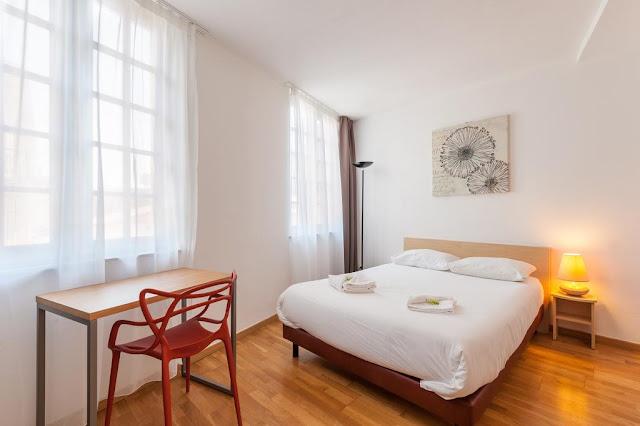 Hotel acessível em Marselha