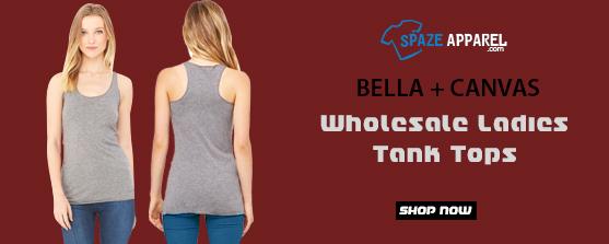 Bella + Canvas Wholesale Ladies Tank Tops