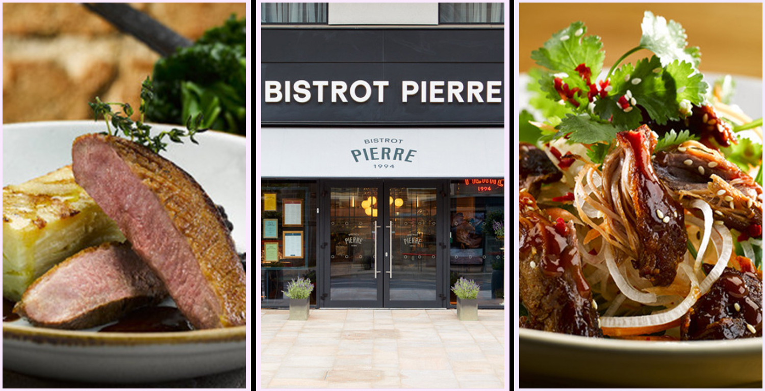10th Best Restaurant in Middlesbrough according to Trip Advisor, Bistrot Pierre