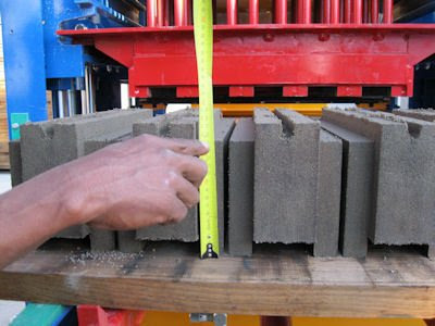 concrete making molds