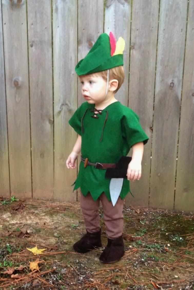 Live A Little Wilder A Peter Pan Halloween
