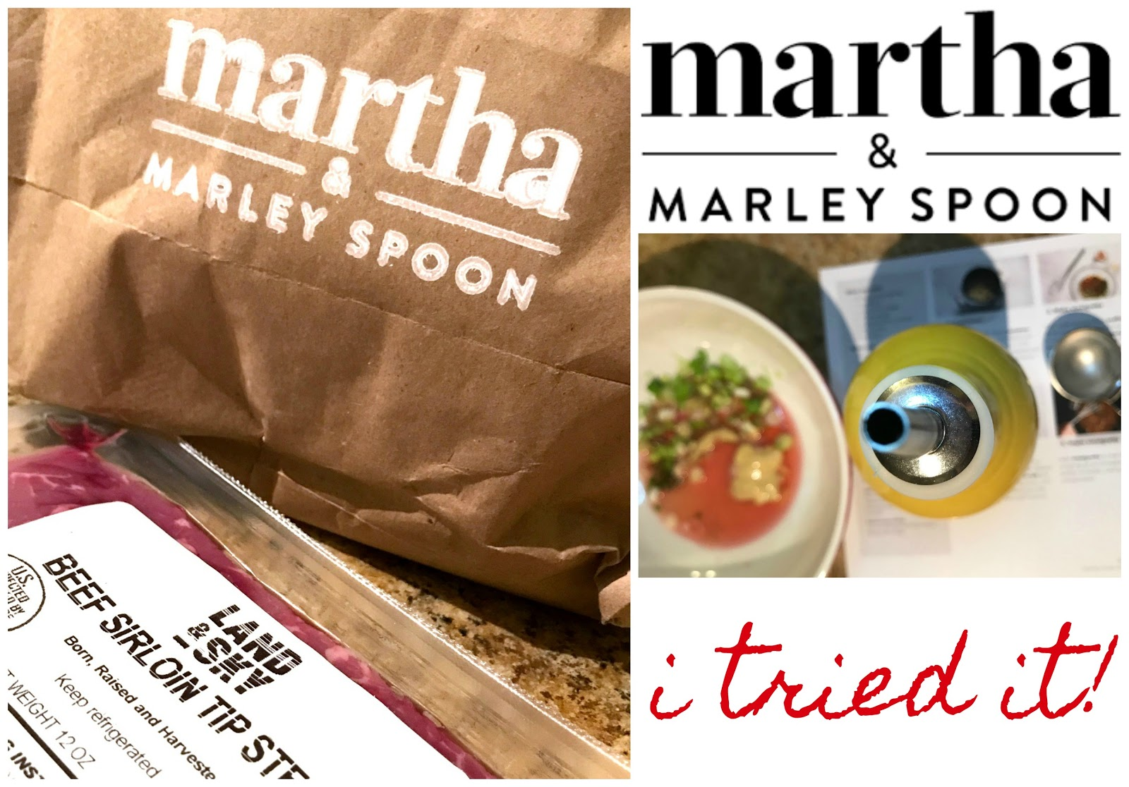 Food hussy review martha marley spoon meal delivery save 30 i have found that each has their own style of food and recipes plated and blue apron are a little fancy hello fresh is more normal food forumfinder Gallery