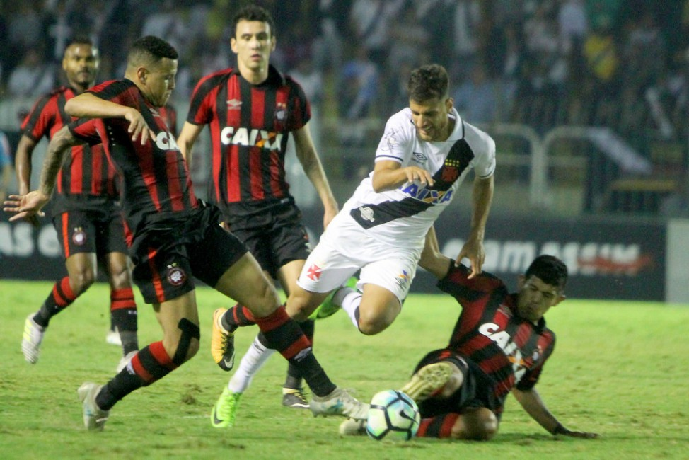 Atlético Paranaense supera Vasco 20d5bd2b7c52a