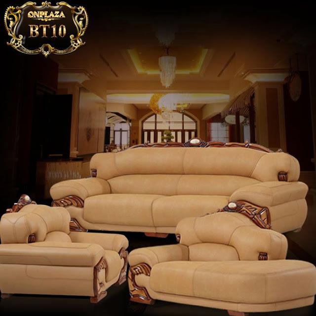 Mẫu ghế sofa cổ điển đẹp nhất năm 2017