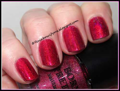 Born Pretty Store Holo ~ Gamma Ray