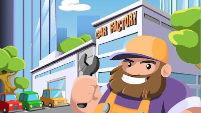 Car Industry Tycoon MOD (Unlimited Money) APK Download
