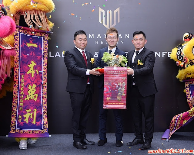 MAXXAN Realty Grand Launch, Sunway Giza Mall, Malaysia Real Estate Agency