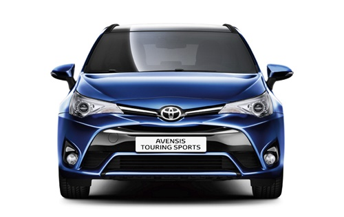 New Technology Avensis Touring Sport  View