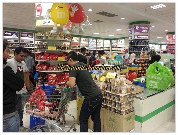 Kompleks Haji Ismail Group | Tempat Shopping Termurah di Langkawi