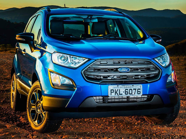 Novo Ford EcoSport FreeStyle 2018