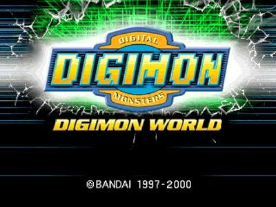Digimon World Iso PS1 - Download Game PS1 PSP Roms Isos