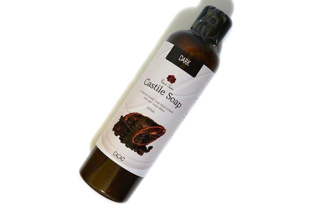 Casa de Lorenzo Cacao Dark Castile Soap