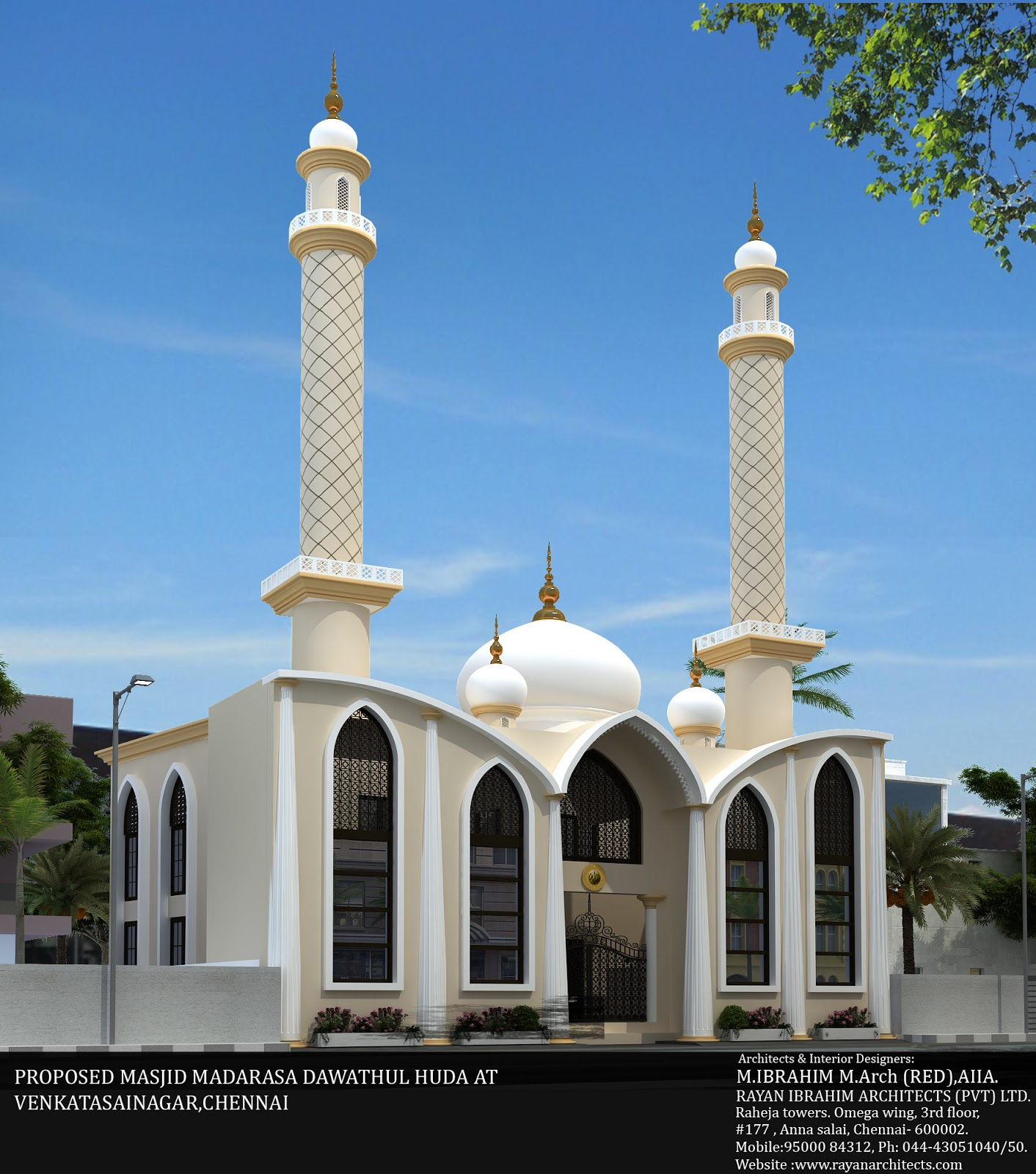Masjid Around The World