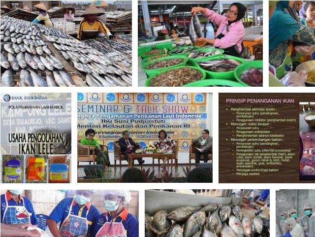 Perkembangan Pengolahan Ikan