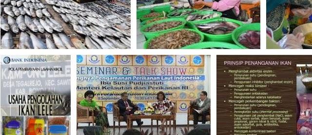 Perkembangan Pengolahan Ikan di Indonesia
