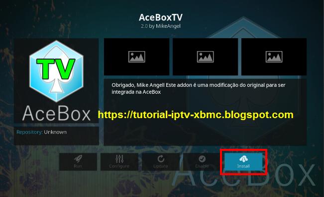 Acebox TV Kodi Addon Repo - New Kodi Addons Builds 2019