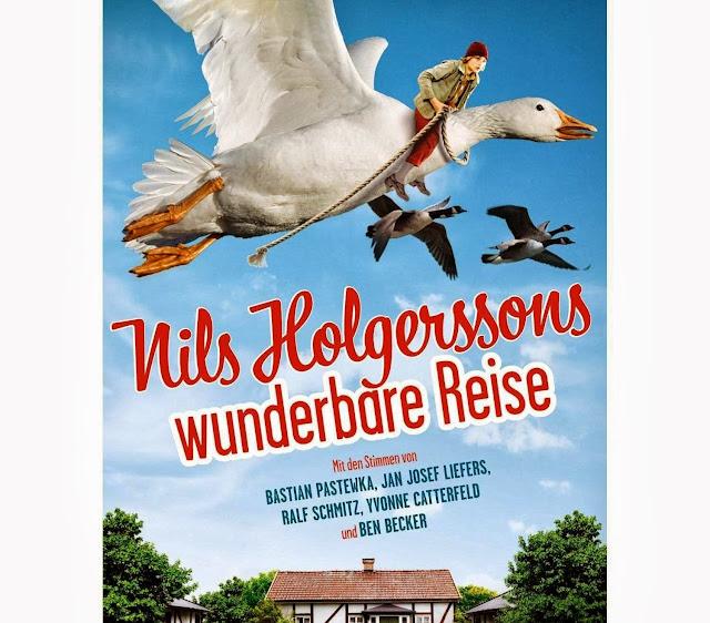 El maravilloso viaje de Nils Holgersson, de Selma Lagerlöf - NOVELA Y PELICULA
