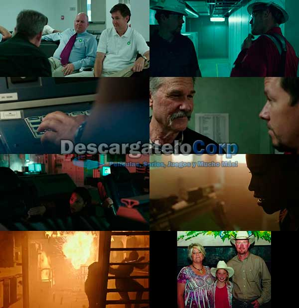 Horizonte Profundo (2016) DVDRip Español Latino