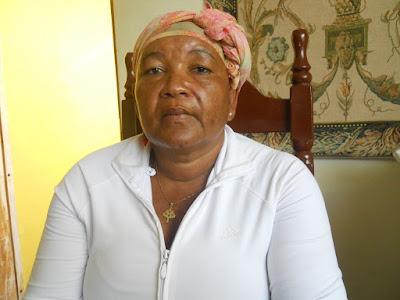 Familiares buscan mujer supuestamente secuestrada por un  haitiano
