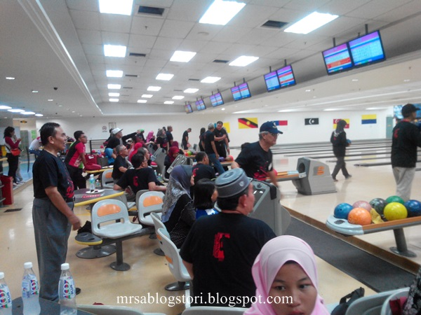 Bowling Alumni STAD