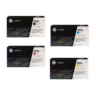 HP Color LaserJet Enterprise 500 Color M551 Series