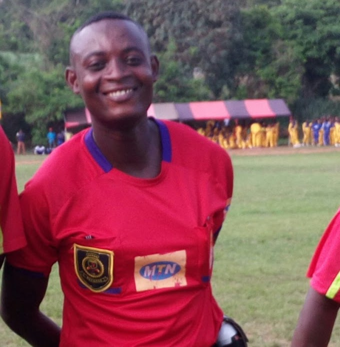 GPL referee Offei dies in car accident