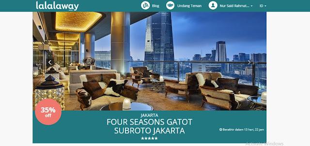 booking hotel murah four seasons gatot subroto jakarta