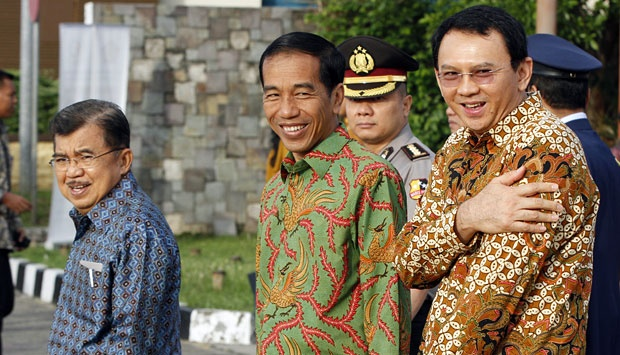 Ahok: Jokowi Cuma Tersenyum saat Dicurhati Soal Pilkada