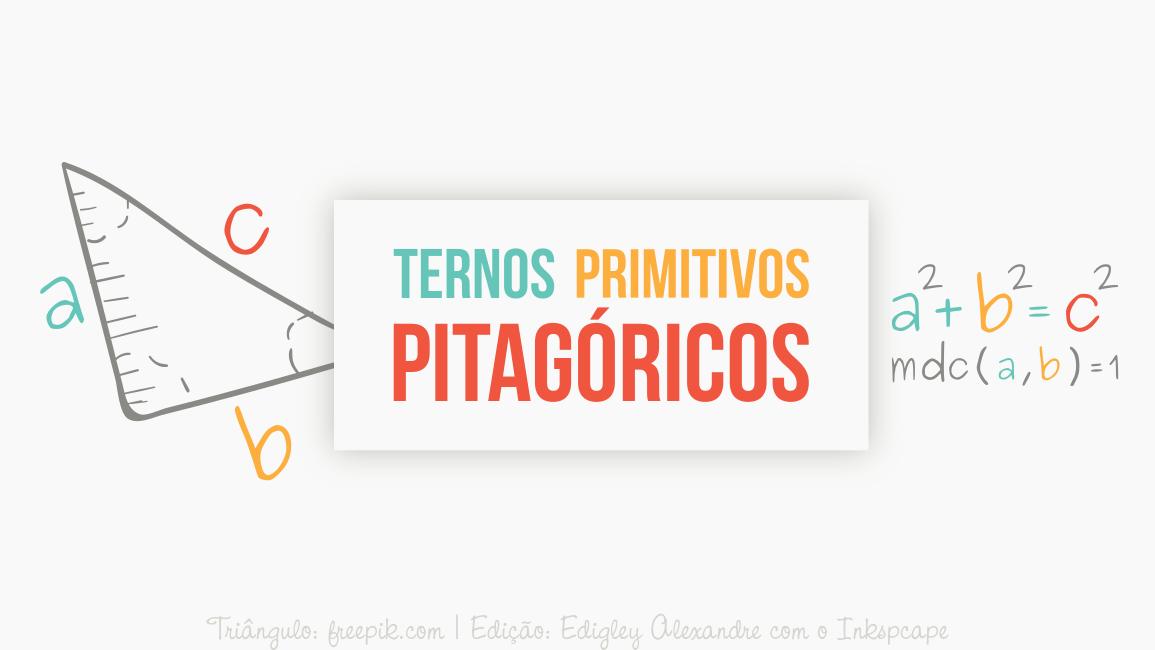 Conjecturas sobre ternos pitagóricos primitivos