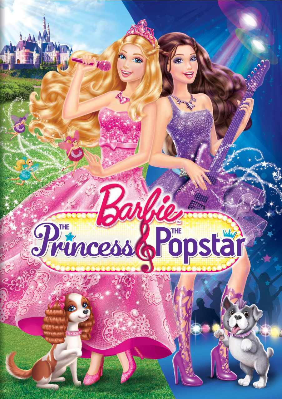 Barbie Princess And Popstar - Play The Girl Game Online