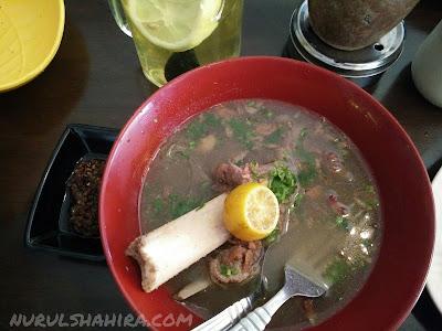 Makanan Menarik di Tawau Sabah: Mee Tauhu Tawau & Sup Payau