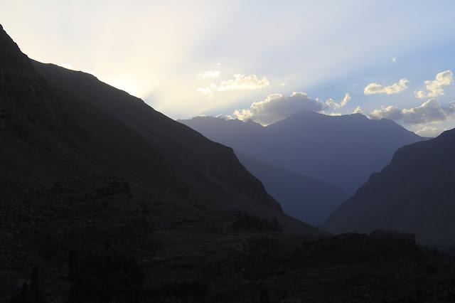 Tadjikistan, Haut-Badakhshan, Pamir, Khorog, Parc botanique, © L. Gigout, 2012