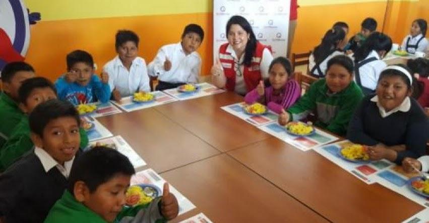 QALI WARMA: Programa social brinda 4.8 millones de desayunos y almuerzos escolares - www.qaliwarma.gob.pe