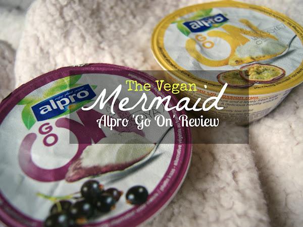 New Alpro Yoghurt 'Go On' Taste Test!