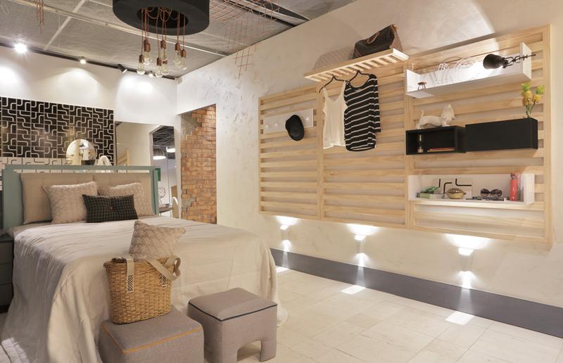 Inspiração no Morar Mais Rio 2016: uma suíte pra lá de moderninha :-) | Casa&Cozinha