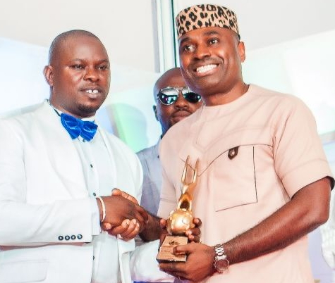 kenneth okonkwo peace achievers awards